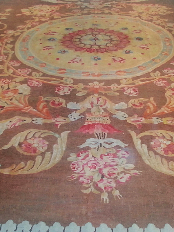 Empire Aubusson Rug -13ft x 18ft (Early 19th Century)